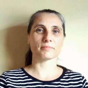 French teacher Prof. Fabienne Launoy