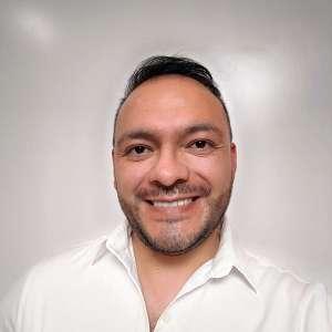 Spanish teacher Prof. Fernando Gonzales