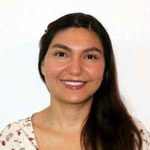 Spanish teacher Ms. Marlene Zuniga