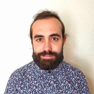 Spanish teacher Mr. Diego Ojea