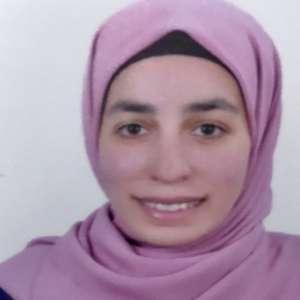 Arabic teacher Ms. Marwa Mosa