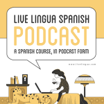 Live Lingua Spanish Podcast - Logo