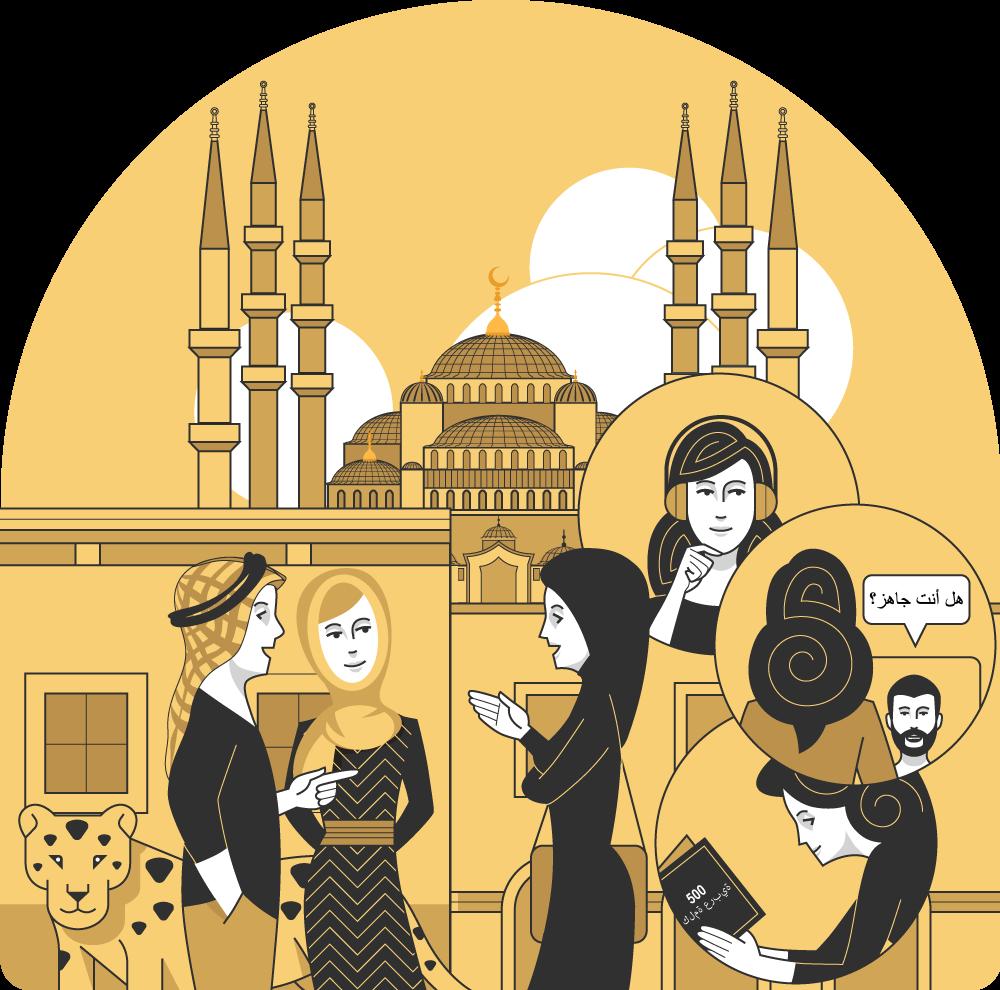 Live Lingua - Arabic Classes Online