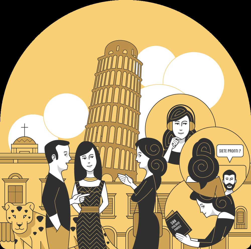 Live Lingua - Italian Classes Online