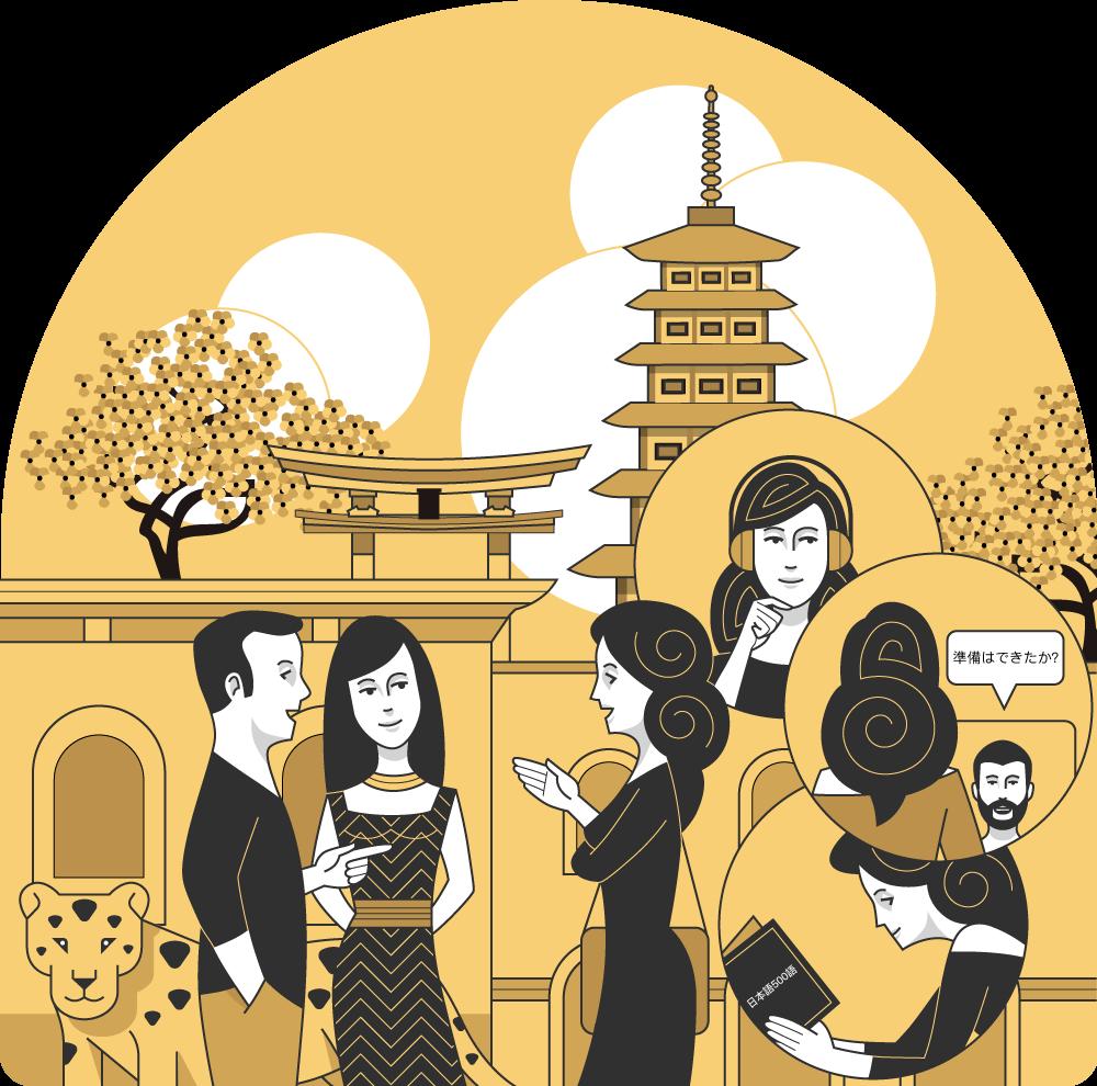 Live Lingua - Japanese Classes Online