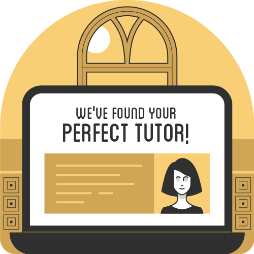 Get expertly matched a tutor