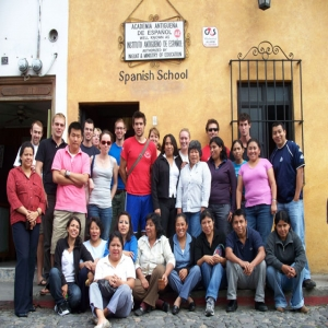 Antiguena Spanish Academy  Profile