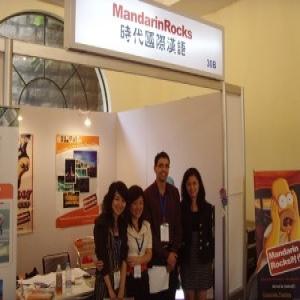 Mandarin Rocks- Chinese language immersion program